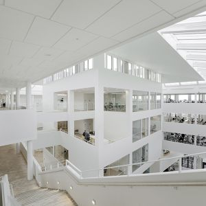 Egedal Town Hall - Henning Larsen Architects